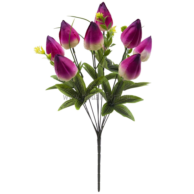 Букет тюльпанов 9г БХН-407-9Г