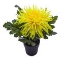 Кашпо цветок в горшке ткань БХН-432_4