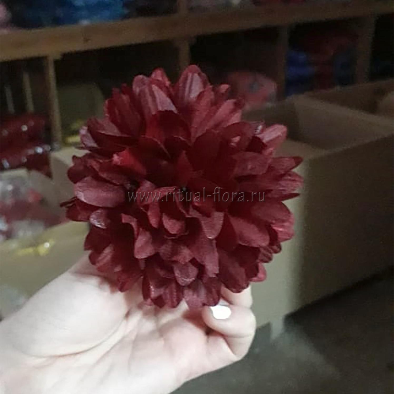 Хризантема №44 неткан. d-10 см (1/100)