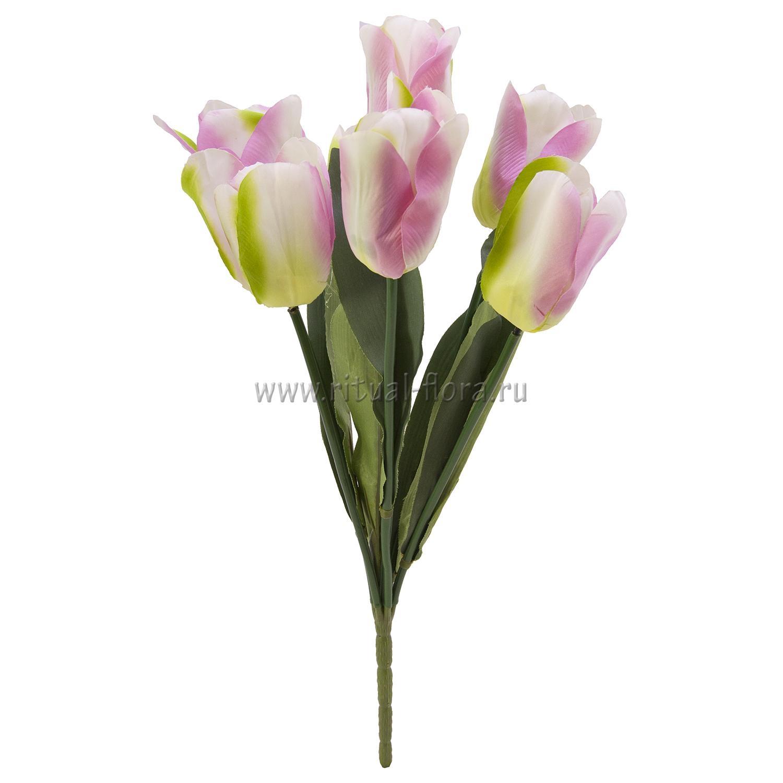 Букет тюльпанов 7г (10шт) БХН-450-7г