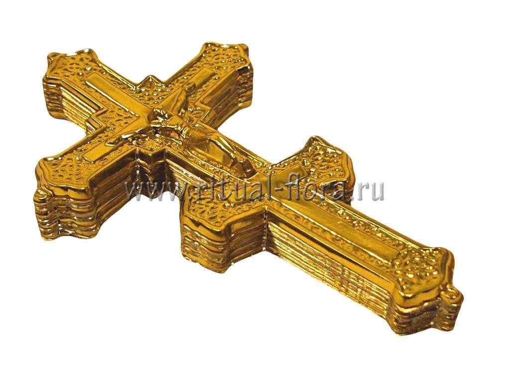 Крест на гроб (1.14-1.15-1.16 Сиела с/р) Ч