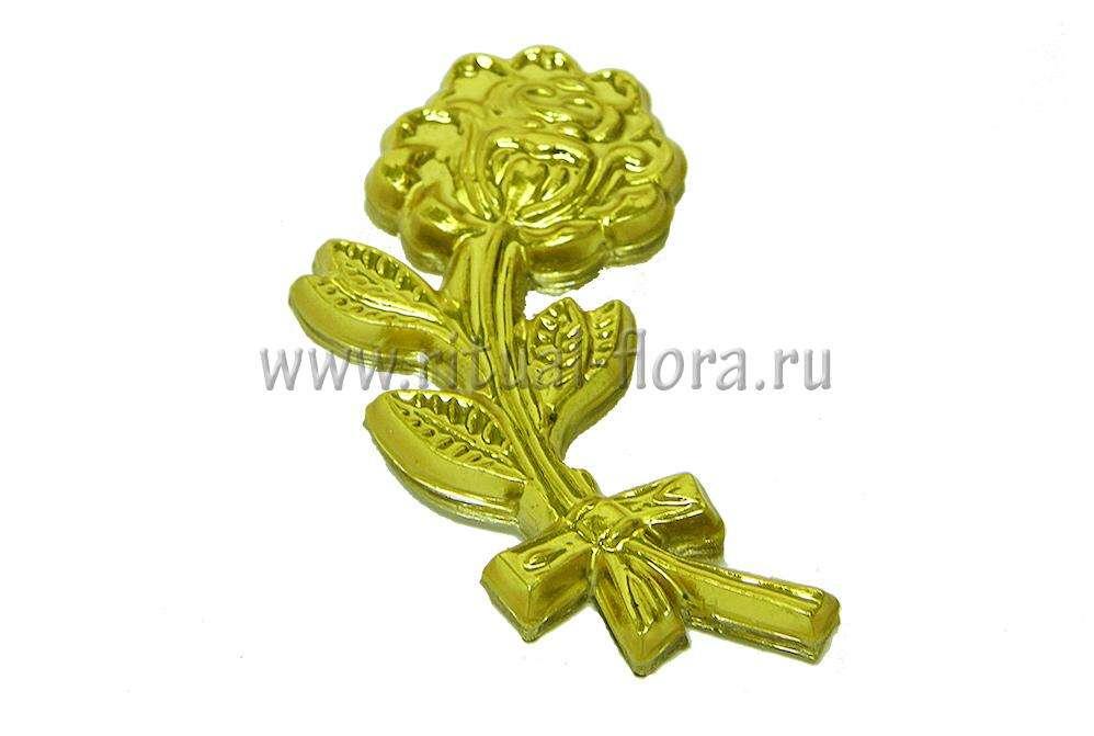 Крест на гроб (2.12 Угол цветочек)