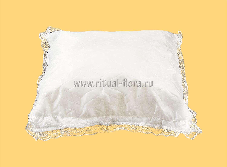Подушка Н-6 шелк