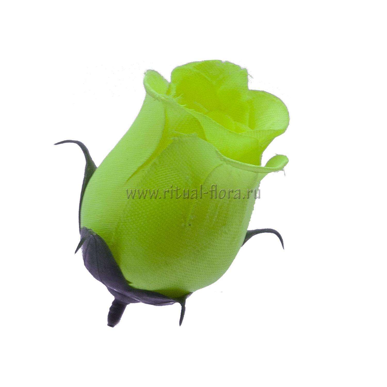 Роза бутон Акварель №38 (1/100) желтый