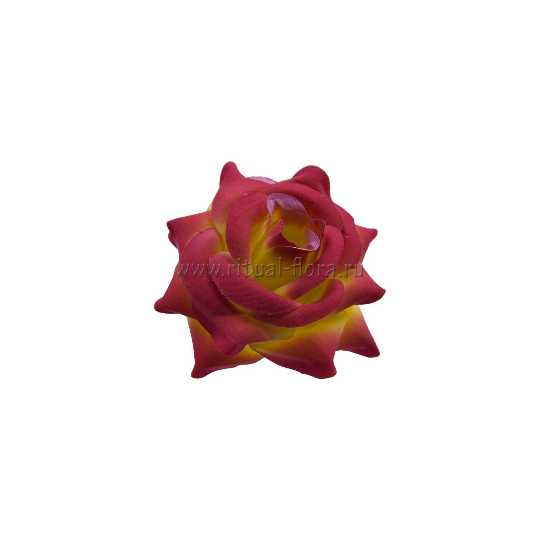 Роза бархат 12 cм.