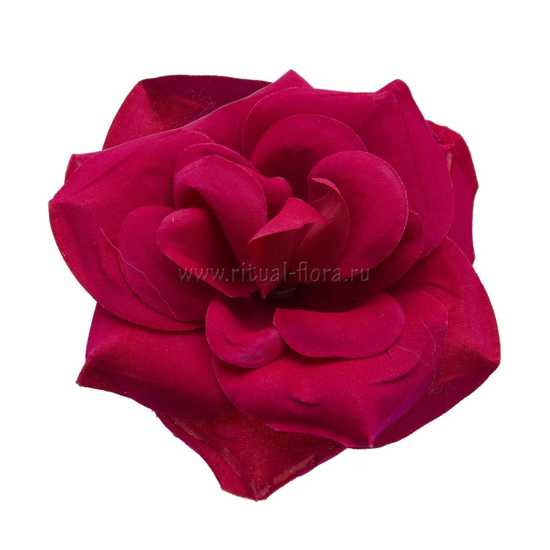 Роза Келли бархат d-12 cм (1/40)