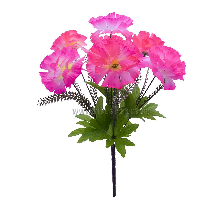 Букет гвоздик Мила (розовый) 7г БВ-013
