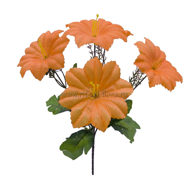 Букет клематис Крошка (оранжевый) 5 г БВ-020