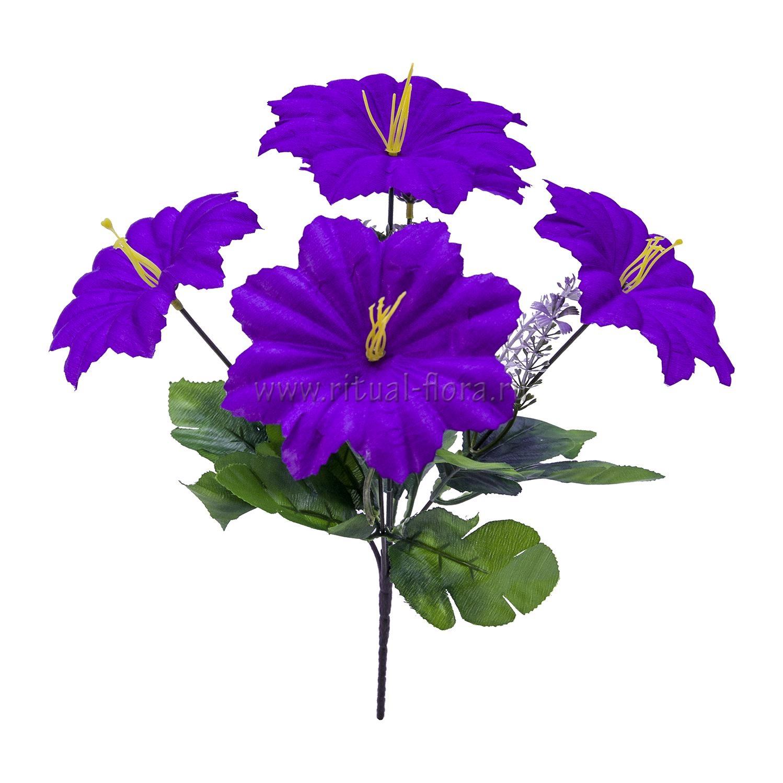 Букет клематис Крошка (фиолетовый) 5 г БВ-020