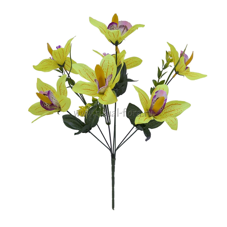 Букет орхидеи 7г БХН-378-7Г